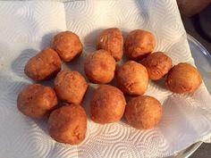 Pączki serowe w 5 minut! - Blog z apetytem Pretzel Bites, Potatoes, Bread, Vegetables, Food, Potato, Brot, Essen, Vegetable Recipes