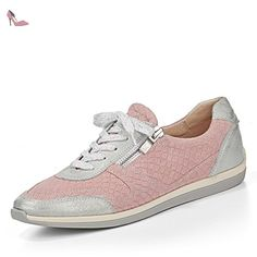 Caprice  9-9-23640-26/591-591, Baskets pour femme - rouge - Rot, 40 EU - Chaussures caprice (*Partner-Link)