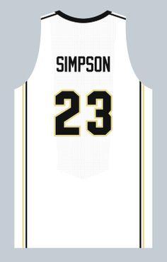 #JaySimpson #Purdue #NCAA