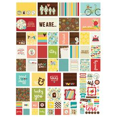 "Simple Stories ""We Are Family"" Snap Pack is ONLY 40% off today, that's $5.99!!!"
