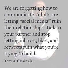 Image result for stop fake social media relationships