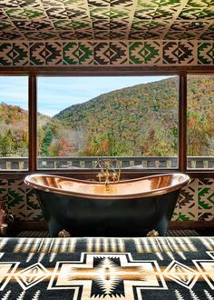 Urban Cowboy Lodge Catskills is a design retreat in Upstate New York