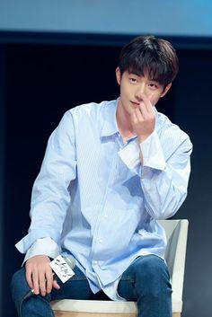 Nam Joo Hyuk Abs, Nam Joo Hyuk Smile, Nam Joo Hyuk Cute, Jong Hyuk, Lee Jong Suk, Lee Sung Kyung Nam Joo Hyuk Wallpaper, Nam Joo Hyuk And Lee Sung Kyung, Asian Actors, Korean Actors