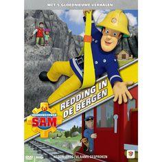Brandweerman Sam - Redding in de bergen (DVD)