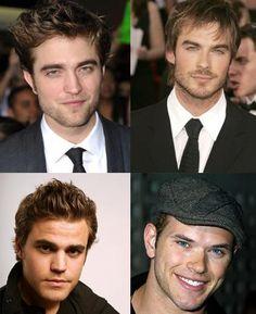 My 4 favorite vampires!!