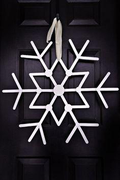 Winter Wreath for Your Front Door