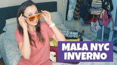 Mala para Nova York no INVERNO https://youtu.be/Mz_aYlXEQ9w