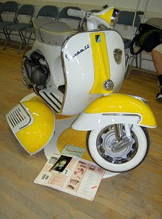 1965 Vespa GS 160 Mark 2
