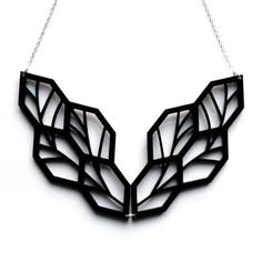 Leaf Necklace, 46€, now featured on Fab.