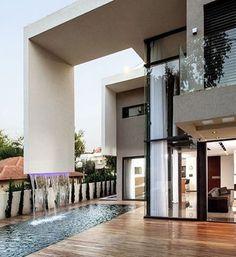 House Design House Ideas Contemporary Houses Dream House Architecture