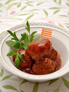 ジューシーミートボール by 西山京子/ちょりママ | レシピサイト「Nadia | ナディア」プロの料理を無料で検索