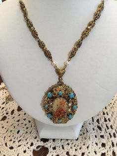 West Germany Necklace
