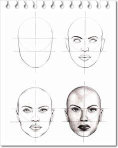 Fonkelnieuw De 280 beste afbeeldingen van gezicht tekenen in 2020 | Gezichten ZK-58