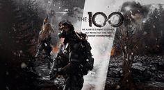 #the100 #BellamyBlake