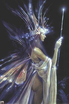 Art by one of my favorite artists of all time: Brian Froud