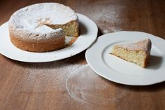 Tarta de Santiago (Galician Almond Cake) | By: poiresauchocolat | In Santiago de Compostela, Spain, Tarta de Santiago is sold everywhere. The city lies at the end of one of the most popular medieval pilgrimages, the Way of St. James, which has been followed since the 9th century. It is still walked today. | Via: food52.com