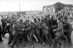 the miners strike 1984-85