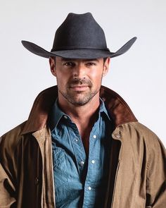 Mostly pics of cowboys I find from internet. A few of my own pics too. Cowboy Horse, Cowboy Up, Beautiful Men Faces, Gorgeous Men, Hot Country Boys, Cowboys Men, Real Cowboys, Hairy Chest, Hairy Men