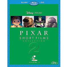 Pixar Short Films Collection 2 - includes Hawaiian Vacation (2011) featuring Barbie and Ken