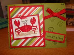Crabby Christmas by nurseash2 - Cards and Paper Crafts at Splitcoaststampers