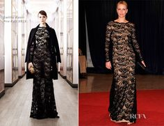 Charlize Theron In Emilio Pucci – 2012 White House Correspondents'