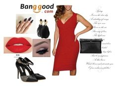 """#8/2 Banggood"" by ahmetovic-mirzeta ❤ liked on Polyvore featuring Smashbox"
