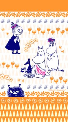 Moomin Moomin Wallpaper, Iphone Wallpaper, Little My Moomin, Moomin Valley, Tove Jansson, Kids Lighting, Posca, Children's Book Illustration, Fairy Tales