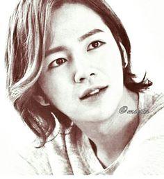South Korean actor and singer Jang Keun‑suk.