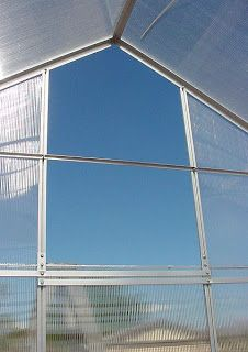 Building Our Harbor Freight 10 X 12 Greenhouse Part