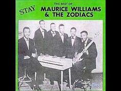 """Maurice Williams & the Zodiacs - Stay hit No #1 in November of '60. You will also here this is the movie DIRTY DANCING and one of my favorite versions is with Jackson Brown """" The Load-out / Stay """" off of the Running on Empty album."""