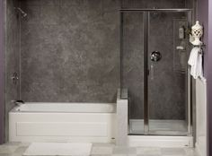 Bathroom Tub Ideas Simple Design Shower Above Modern | Master ...