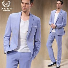 jacket pants Men's Casual suits sport suit formal business suits Plus-size for men jacket pants Styles XS-5XL $109.34!!! 12% off Aliexpress online store: http://www.aliexpress.com/store/1561011 Offical website link: http://www.darouomo.com