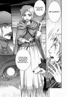 Read manga Spice and Wolf Spice And Wolf Chapter 033 online in high quality