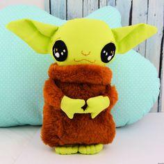 Baby Yoda w kategorii Zamówienia indywidualne Pikachu, Babe, Sewing, Toys, Fictional Characters, Needlework, Sew, Games, Costura