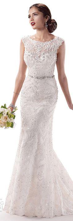 wedding dress #bride #lace <3
