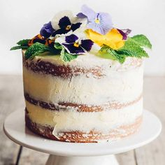 The naked cake trend is fabulously simple and elegant, @wsim4 is sharing the cakes you should make for your next summer party. Try creating one of these sweet cakes, like the cherry-topped naked cake or the chocolate raspberry cake. Bake up whichever cake strikes your fancy, because all of these yummy cakes are sure to please.