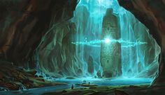 ArtStation - Jungle Magic, Andrew Bosley