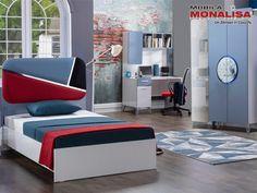 Mobila dormitor Baieti si Fete - copii si tineret - Tekno modern Israel, Toddler Bed, Interior Design, Furniture, Home Decor, Child Bed, Nest Design, Decoration Home, Home Interior Design