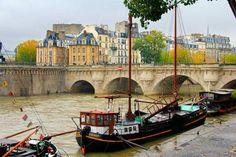 PARIS - Pont Neuf - fuievouvoltar.com