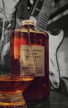 Nikka Straight from the Barrel