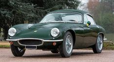 1962 Lotus Elite S2 Coupe
