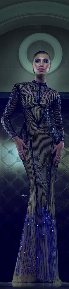 Charbel Karam Fall-Winter 2014-15