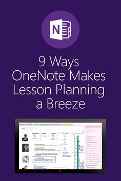 Teachers, So much you can do in OneNote! Every educator should have a look at this.