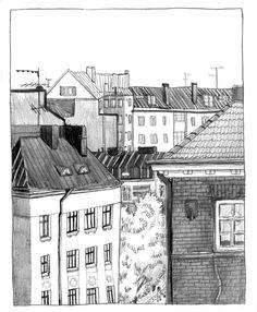 Home Viides linja D Illustrator, Louvre, Pencil, Ink, Architecture, Building, Travel, Instagram, Arquitetura