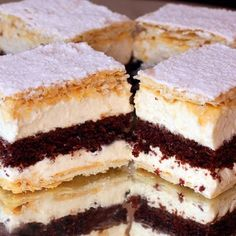Hungarian Desserts, Romanian Desserts, Hungarian Recipes, My Recipes, Sweet Recipes, Cookie Recipes, Croatian Recipes, Sweet Cookies, Sweet And Salty