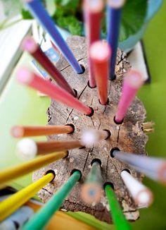 DIY-pencils