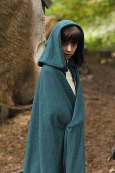 "Merlin S2 Asa Butterfield as ""Mordred"""