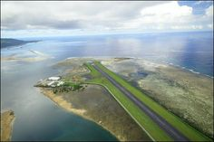 #Kosrae Island #Airport in Federated States of Micronesia