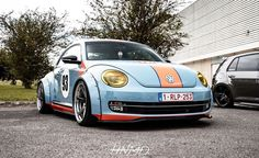 All Cars New Zealand: Volkswagen Beetle Widebody - Vw Cars, Race Cars, Vw Super Beetle, Volkswagen New Beetle, Fender Flares, Wide Body, Vw Beetles, Classic Cars, Racing