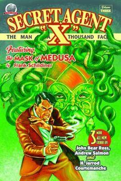 "Secret Agent ""X""  Volume 3 by Frank Schildiner, http://www.amazon.com/dp/B00BUEKNO8/ref=cm_sw_r_pi_dp_H8cJsb1HD1QGP"